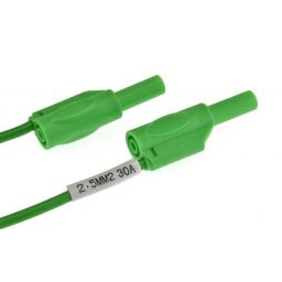 Veiligheidssnoer  groen 0,5m * VSN05GR