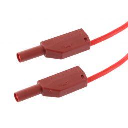 Veiligheidssnoer  rood 0,5m VSN05RO