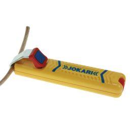 Jokari Secura 2000 kabelmes voor ronde kabels  Ø8-28mm