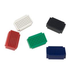Set mini breadboards - 55 insteekpunten - 5 stuks - XM248
