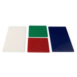 Set montageplaten voor mini breadboards - 4 stuks - XM249