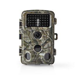 Wildcamera met nachtzicht en kijkhoek van 90° - 16Mpixel