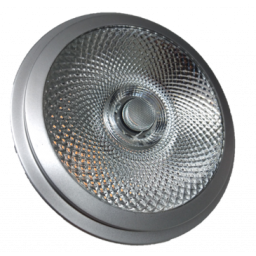 G53 - voet - AR111 - 15W - 12V ledlamp - Ø=111mm / Hoogte=55mm