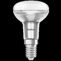 R50 ledlamp - Radium - E14 - 2,6W - 230V - WFL - 827