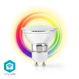 Wi-Fi Smart LED-Lamp - Wit of RGB -  GU10 7GTR6