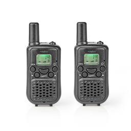 Walkie-talkie 5km - 8 kanalen - VOX - per set