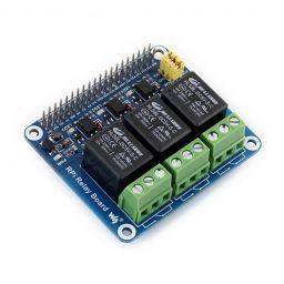 Raspberry Pi Relay board Waveshare