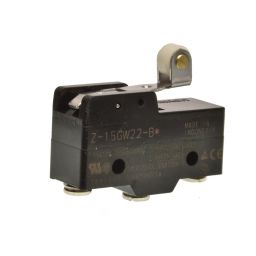 OMRON Microswitch met rolbediening 15Amax ***